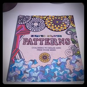 Inspired Coloring Patterns Coloring Book